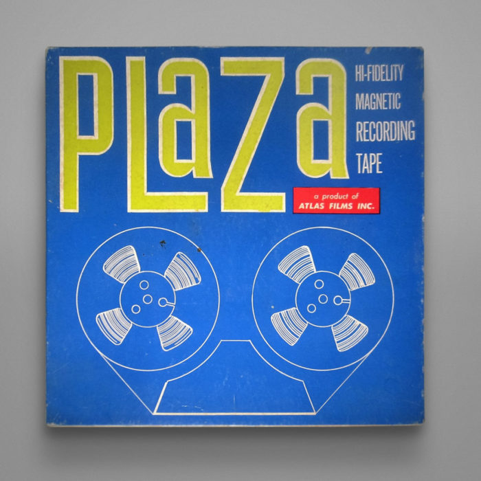 Plaza-reel-to-reel-tape