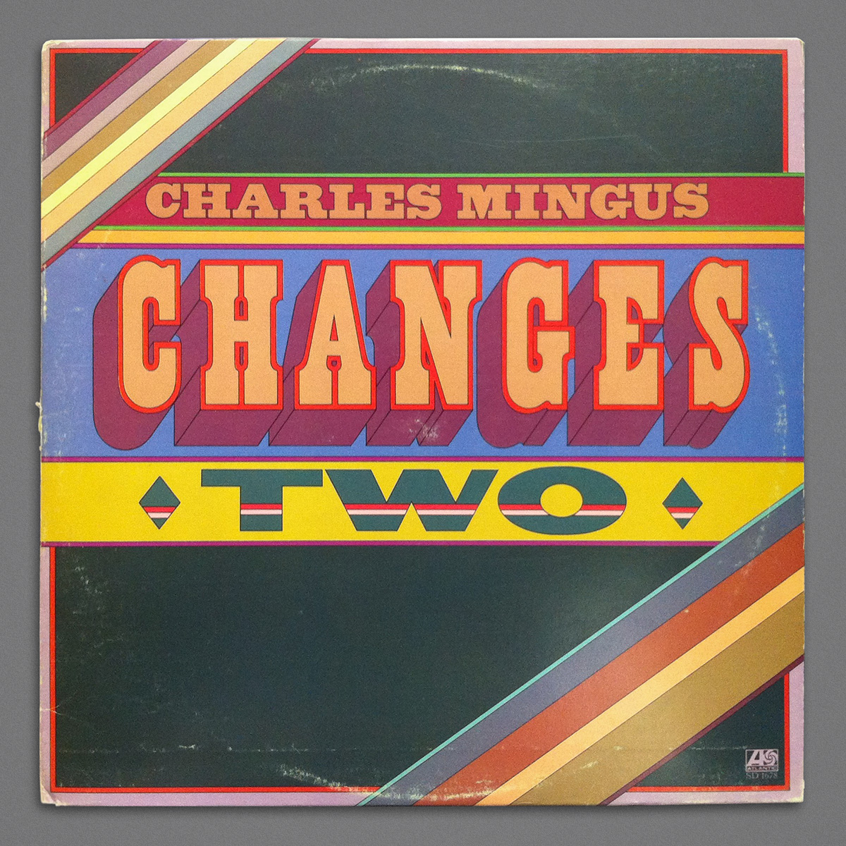 Charles Mingus Changes Two Typophonic