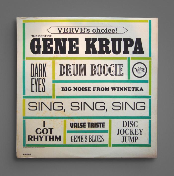 verve-greateest-hits-gene-krupa